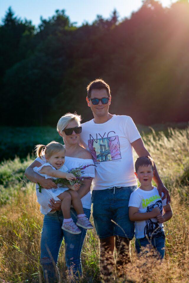 Družinska Fotografija